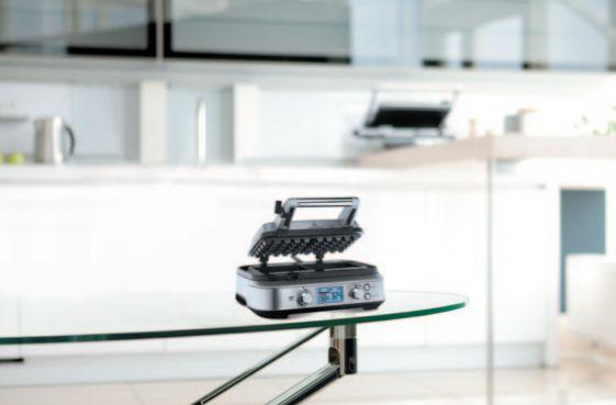Вафельница с искусственным интеллектом от BORK