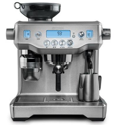 Кофейная станция BORK C805. Как приготовить идеальный кофе