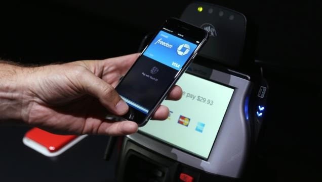 iphone 6 и iphone 6 plus apple pay технология