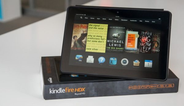 ожидаемые планшеты - Amazon Kindle Fire 2015 edition