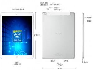 Onda V919 3G Core M