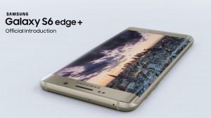 Samsung Galaxy S6 Edge+ смартфон с большим экраном