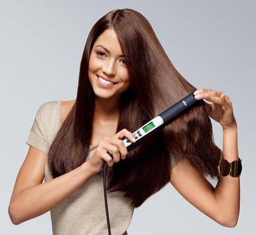 Какой утюжок для волос лучше выбрать для щадящего выпрямления?