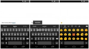 клавиатура для Android