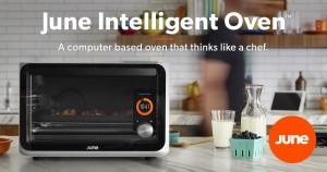 умный дом June Intelligent Oven
