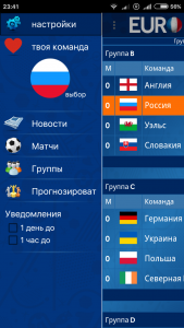 EURO 2016 ALLPlayer Group