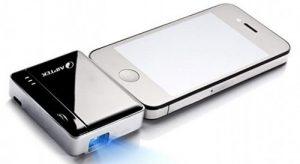 Аксессуары для iphone. Проектор