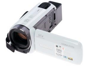 Canon Legria HF R706