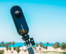 Обзор панорамной камеры Insta360 One: недорогая 4K камера на 360 градусов