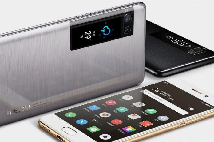 смартфон с двумя экранами