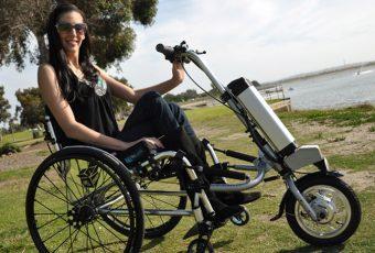 Электрическая техника в помощь инвалидам