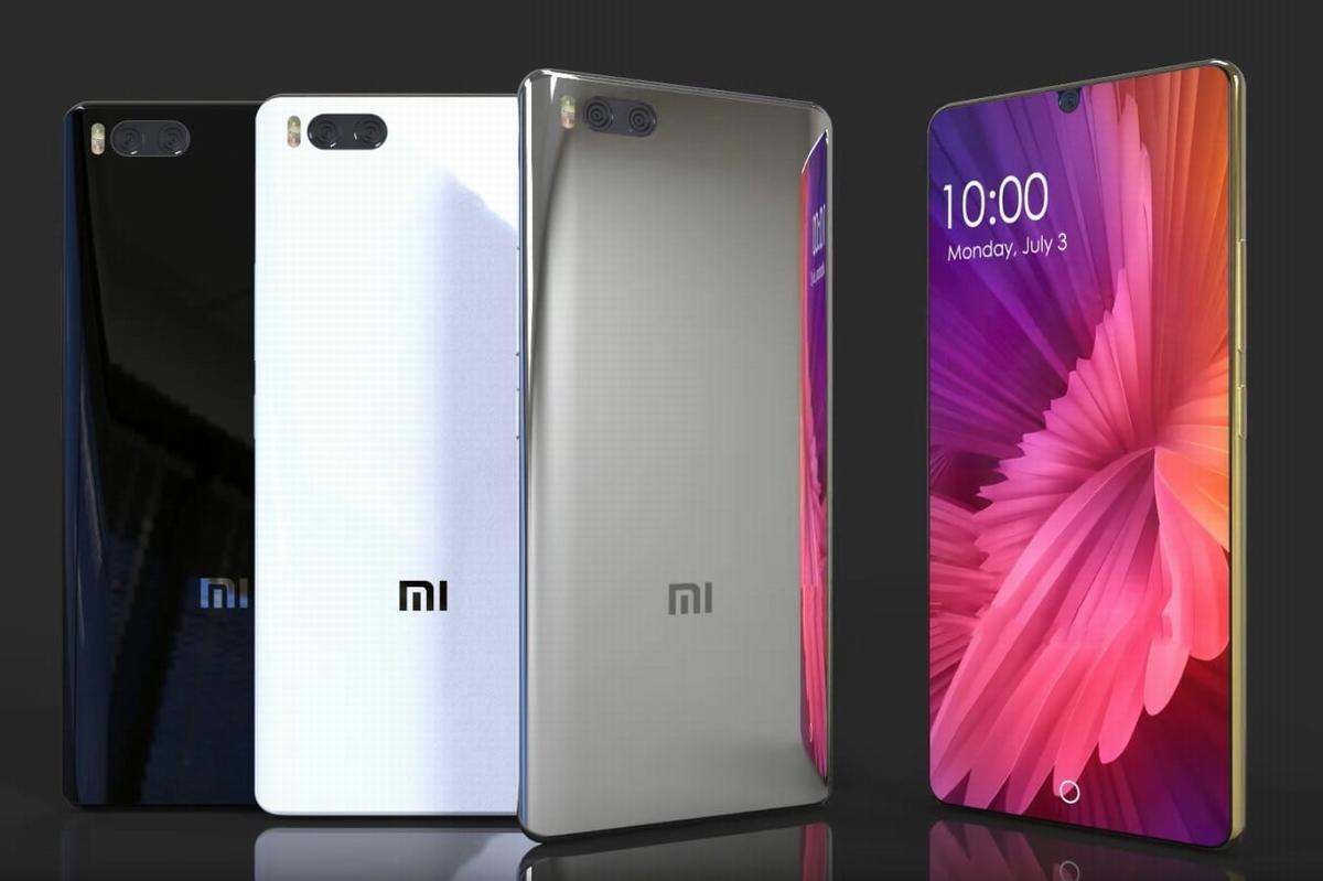 11c5e51ba93a8 Новенький Xiaomi Mi 7 уверенно занимает лидирующие позиции среди ожидаемых  смартфонов 2018 года, ведь при цене около 450-550$ он, судя по анонсам, ...