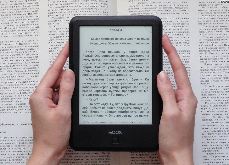 10 лучших недорогих электронных книг