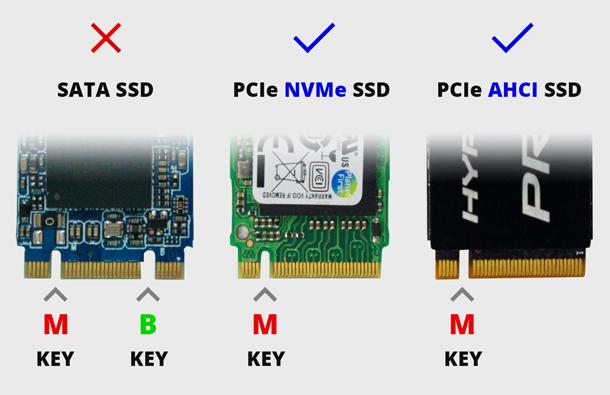 как выбрать SSD диск