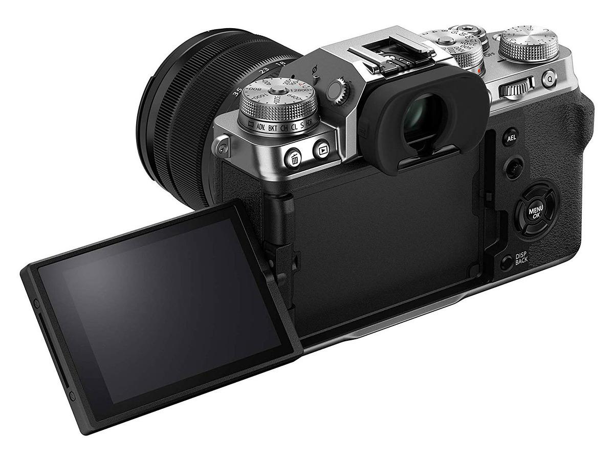 фотоаппарат для съемки видеоFujifilm X-T4
